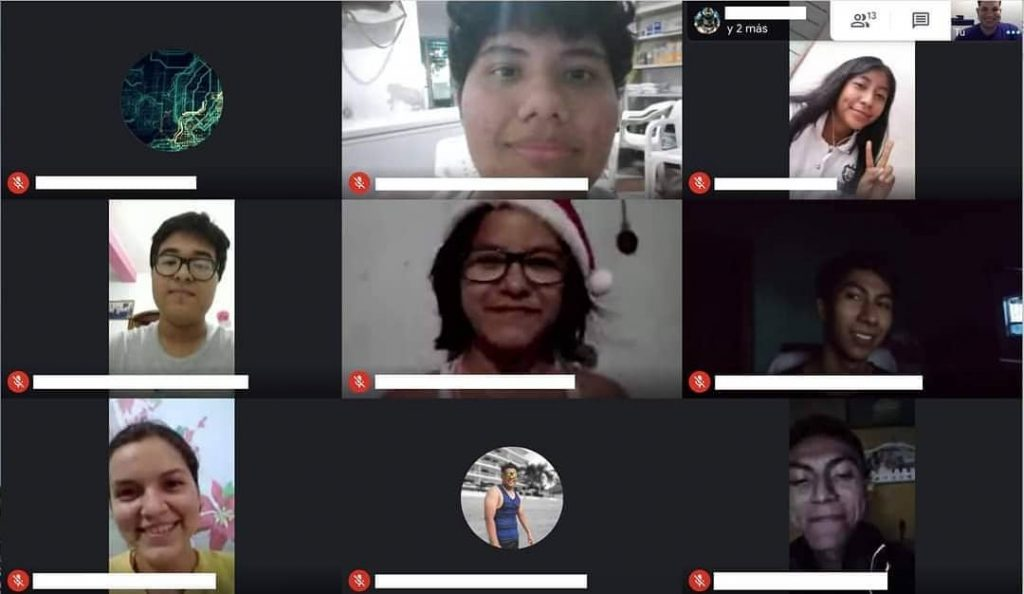 Generación 2020-2021 de Código Frida